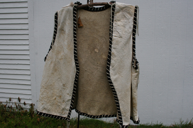 Deer Leather Vest