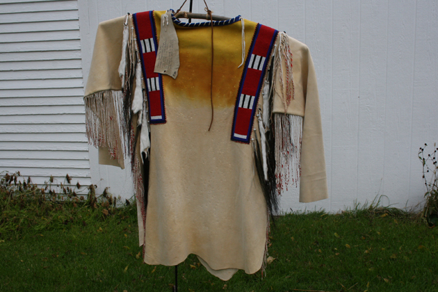 Ceremonial War Shirt